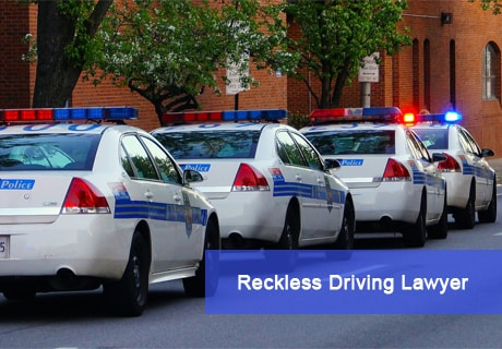 Virginia Reckless Driving Lawyer